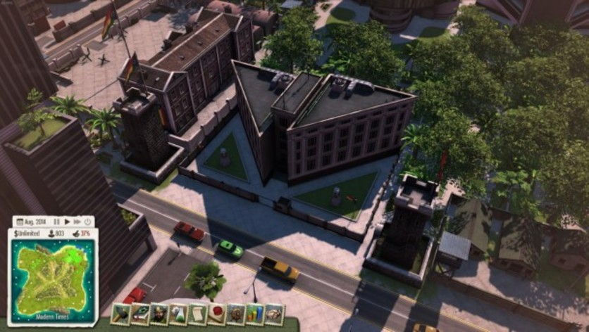 Screenshot 8 - Tropico 5: Espionage