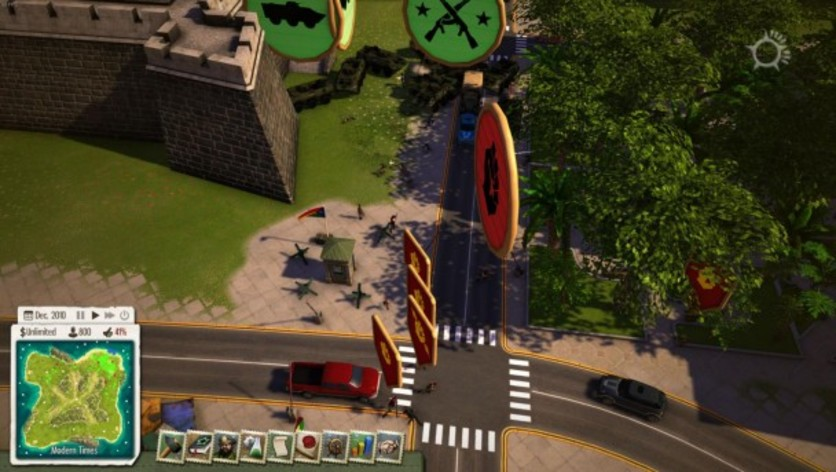 Screenshot 2 - Tropico 5: Espionage