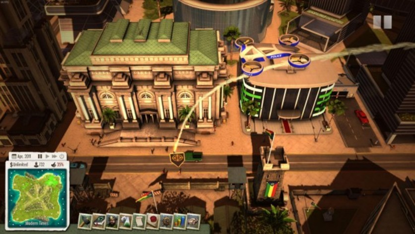 Screenshot 3 - Tropico 5: Espionage