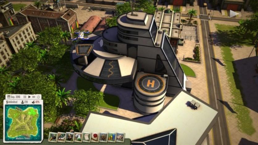 Screenshot 1 - Tropico 5: Espionage