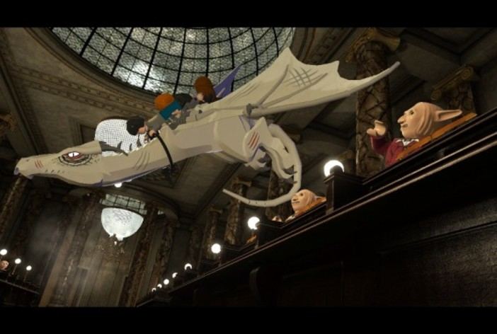 Screenshot 5 - LEGO Harry Potter Years 5-7