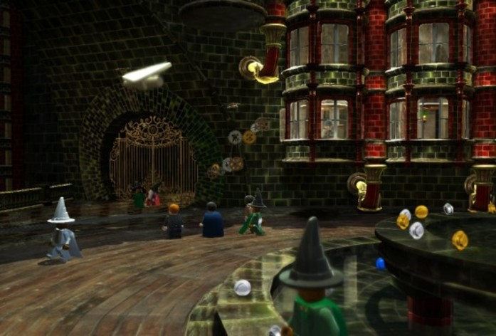 Screenshot 7 - LEGO Harry Potter Years 5-7