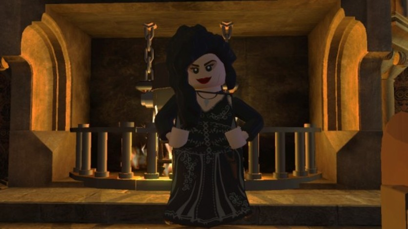 Screenshot 4 - LEGO Harry Potter Years 5-7