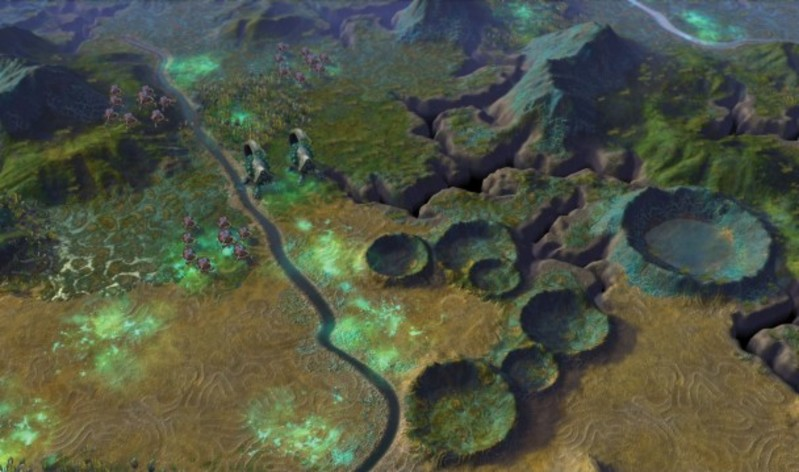 Screenshot 3 - Sid Meier's Civilization: Beyond Earth