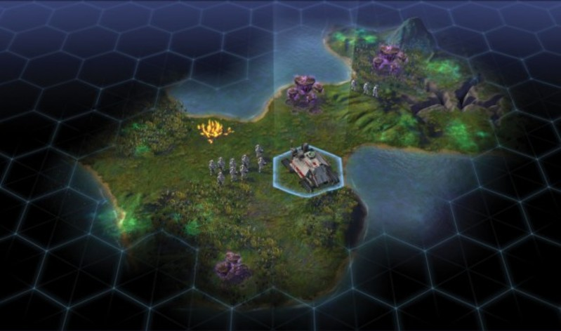 Screenshot 4 - Sid Meier's Civilization: Beyond Earth