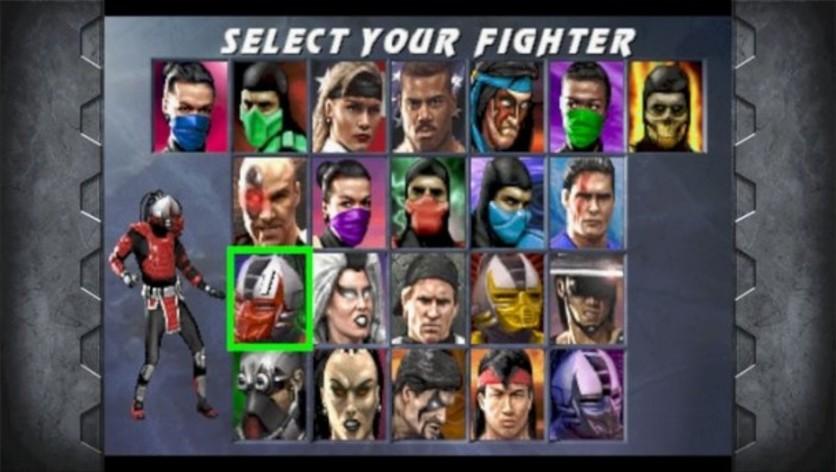 Screenshot 3 - Mortal Kombat: Arcade Kollection