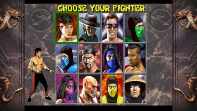 Screenshot 2 - Mortal Kombat: Arcade Kollection