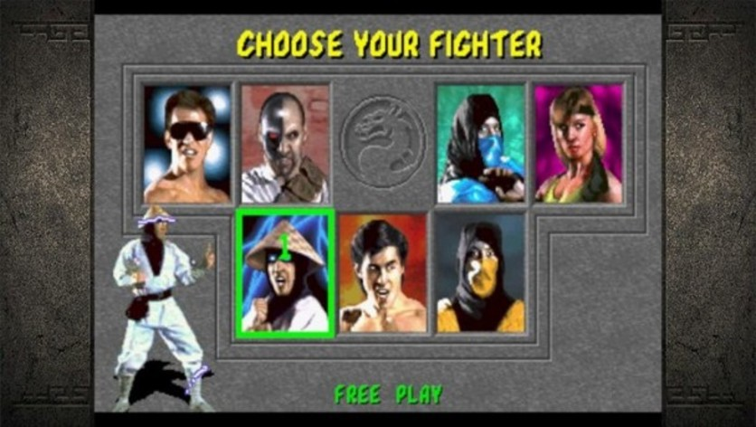 Screenshot 1 - Mortal Kombat: Arcade Kollection
