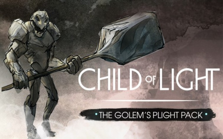 Screenshot 1 - Child of Light: Golem's Plight Pack