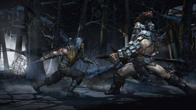 Screenshot 2 - Mortal Kombat X