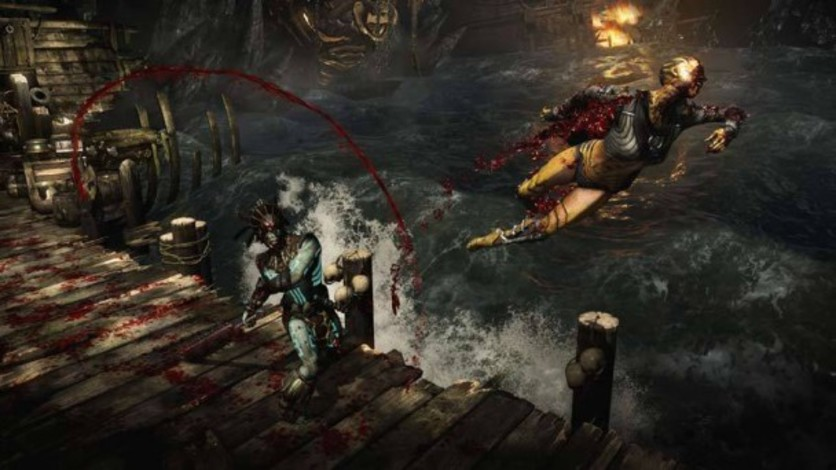 Screenshot 10 - Mortal Kombat X