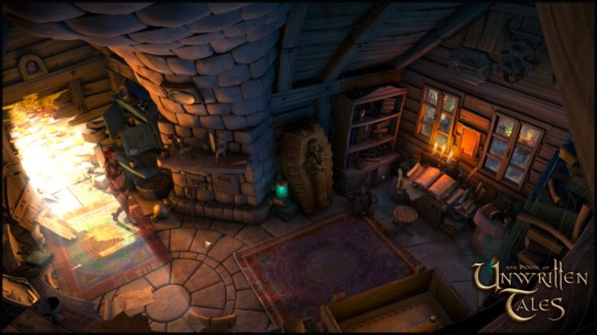 Screenshot 3 - The Book of Unwritten Tales