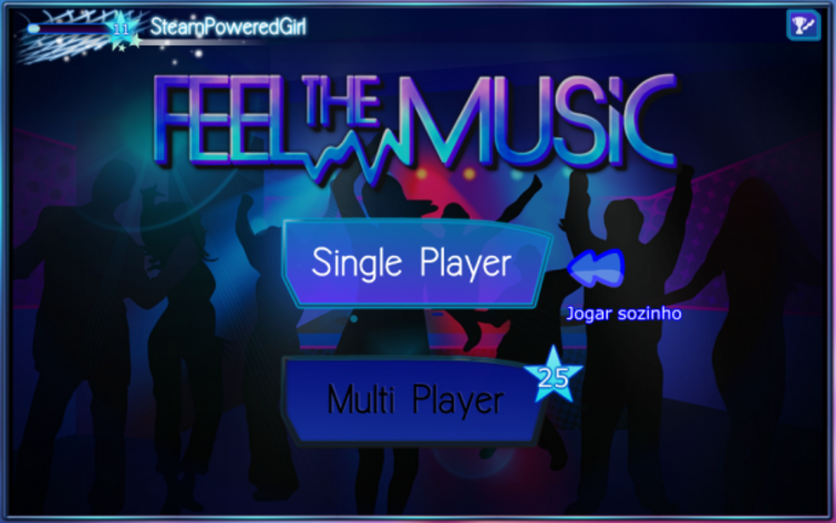 Screenshot 8 - Feel the Music