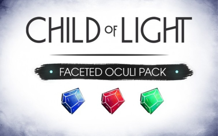 Screenshot 1 - Child of Light: Faceted Oculi Pack