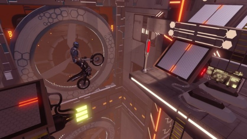 Screenshot 4 - Trials Fusion - Empire of the Sky