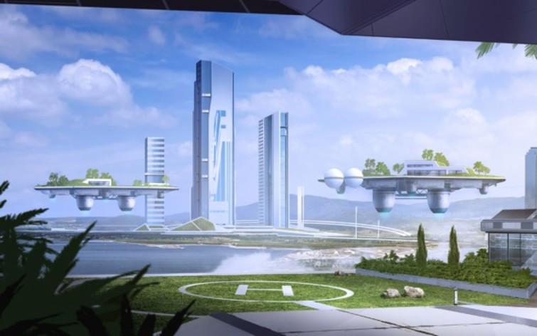 Screenshot 9 - Trials Fusion - Empire of the Sky