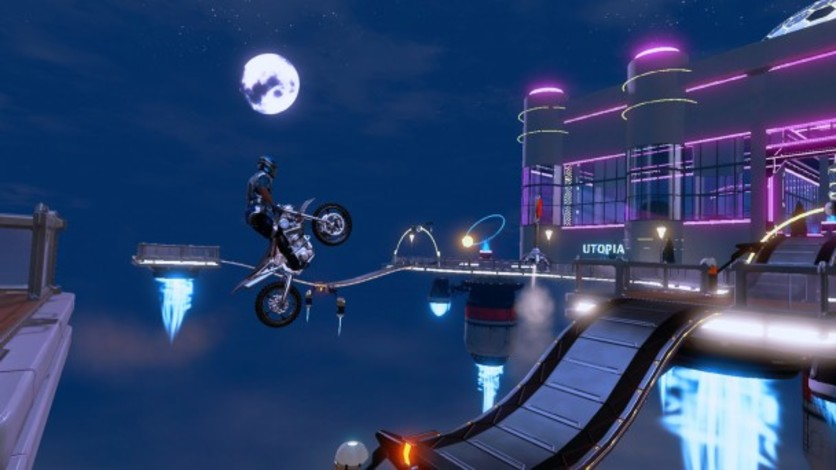 Screenshot 1 - Trials Fusion - Empire of the Sky