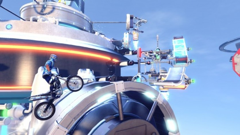 Screenshot 3 - Trials Fusion - Empire of the Sky