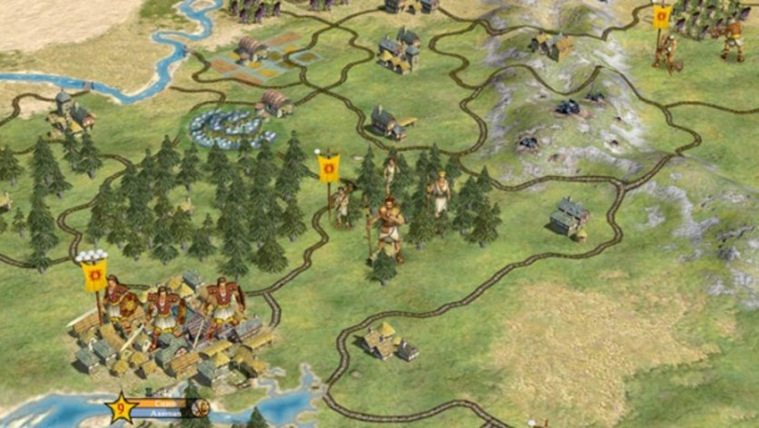Screenshot 4 - Sid Meier's Civilization IV - Warlords