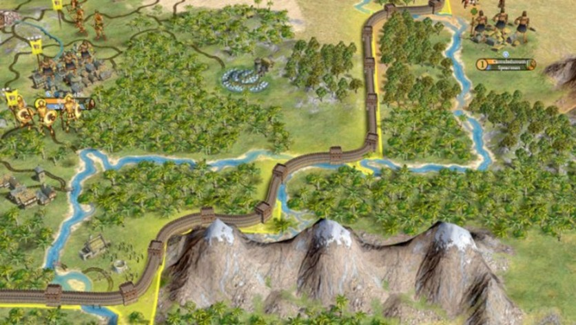 Screenshot 1 - Sid Meier's Civilization IV - Warlords