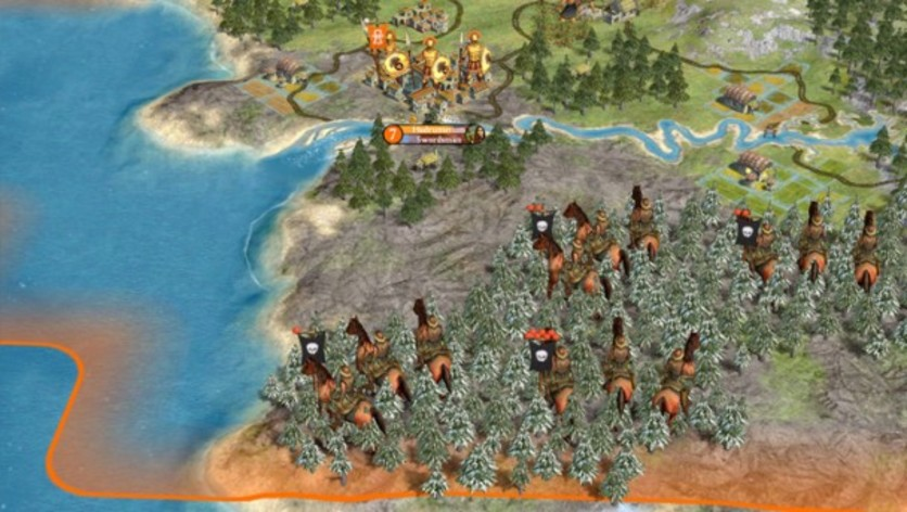Screenshot 3 - Sid Meier's Civilization IV - Warlords