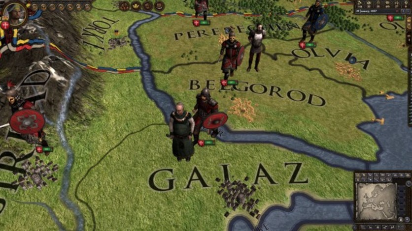 Screenshot 9 - Crusader Kings II: Turkish Unit Pack