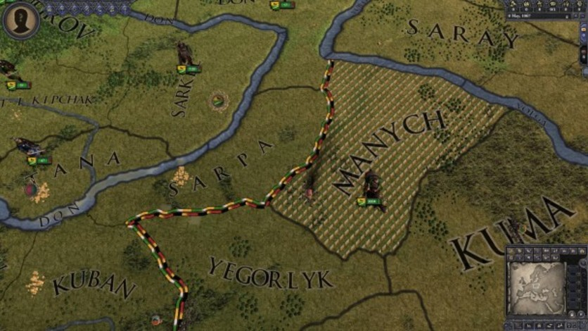 Screenshot 8 - Crusader Kings II: Turkish Unit Pack