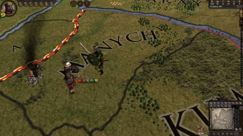 Screenshot 6 - Crusader Kings II: Turkish Unit Pack