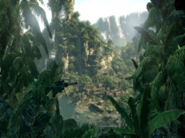 Screenshot 2 - Sniper: Ghost Warrior - Gold Edition