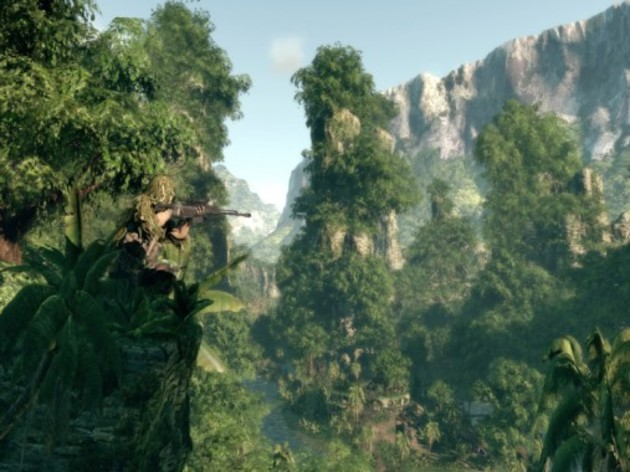 Screenshot 3 - Sniper: Ghost Warrior - Gold Edition