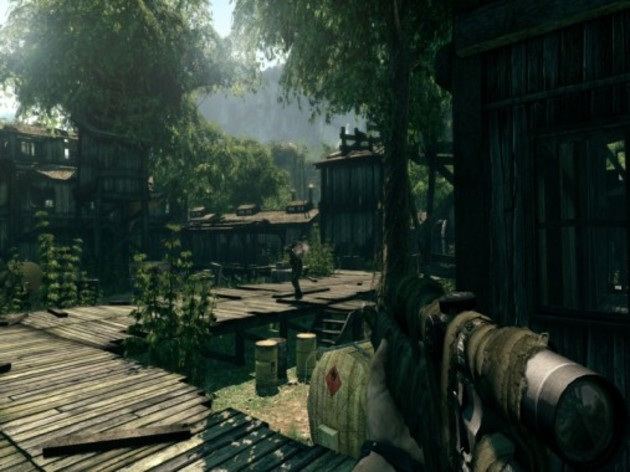 Screenshot 6 - Sniper: Ghost Warrior - Gold Edition