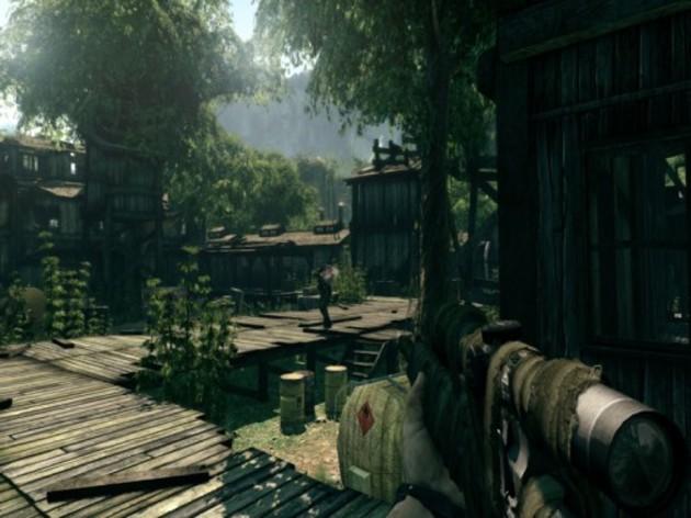 Screenshot 6 - Sniper: Ghost Warrior - Gold Edition