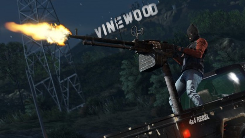 Screenshot 21 - Grand Theft Auto V