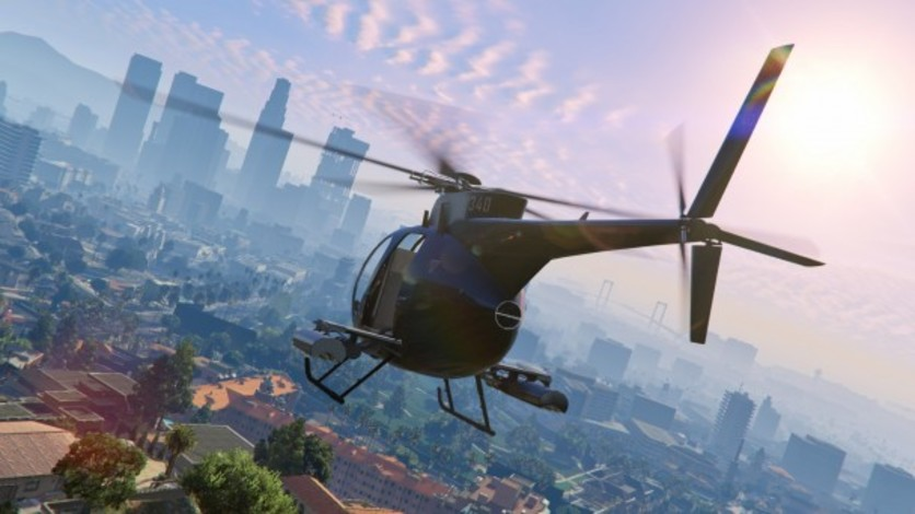 Screenshot 10 - Grand Theft Auto V