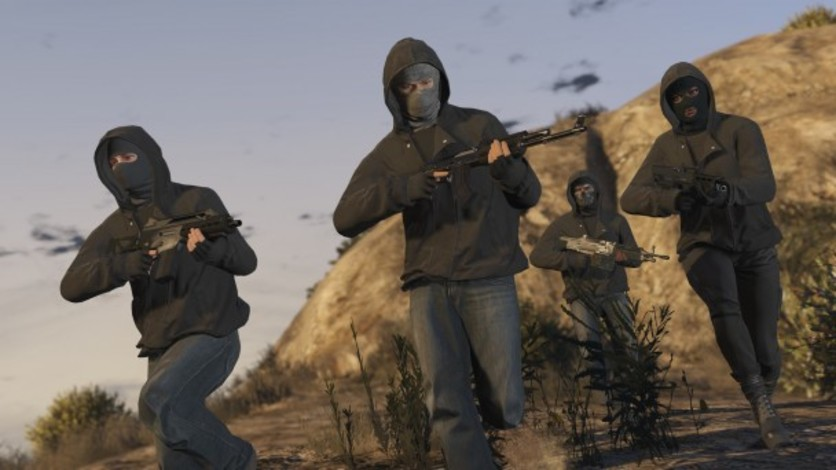 Screenshot 20 - Grand Theft Auto V