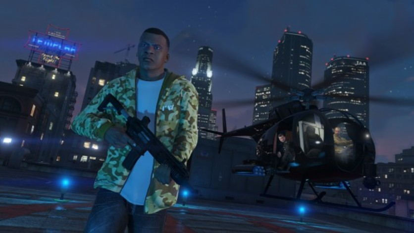 Screenshot 41 - Grand Theft Auto V
