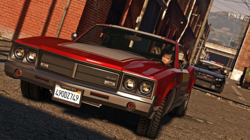 Screenshot 14 - Grand Theft Auto V