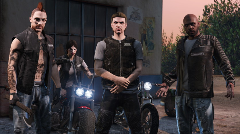 Screenshot 2 - Grand Theft Auto V