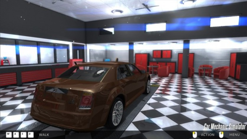 Screenshot 10 - Car Mechanic Simulator 2014