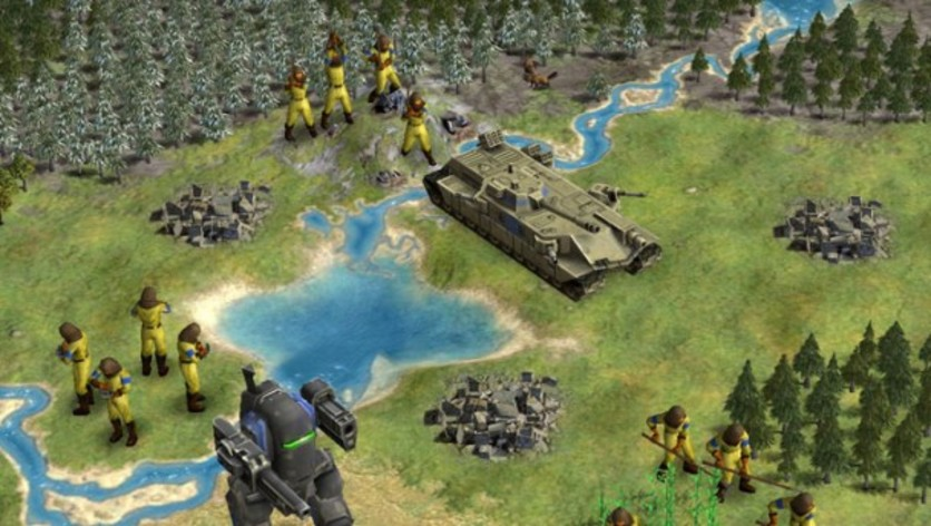 Screenshot 2 - Sid Meier's Civilization IV: Beyond the Sword