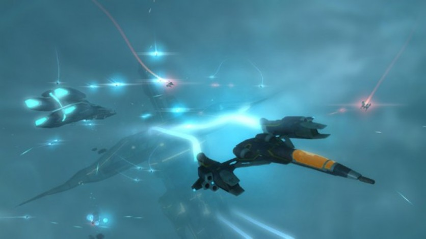 Screenshot 2 - Strike Suit Zero Director's Cut