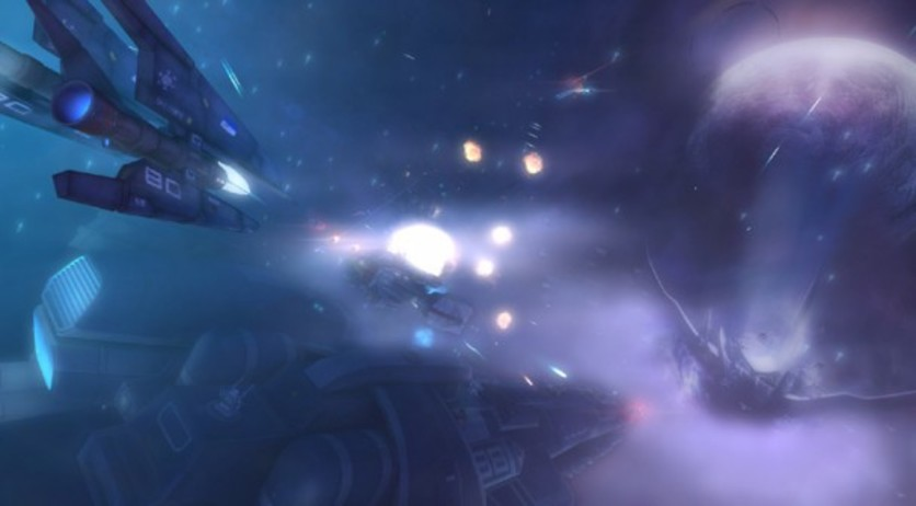Screenshot 3 - Strike Suit Zero Director's Cut