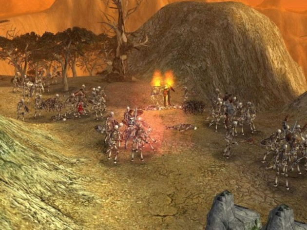 Screenshot 4 - Spellforce Platinum