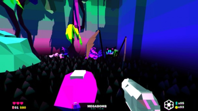 Screenshot 3 - Heavy Bullets