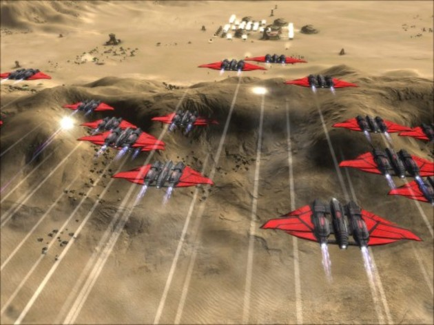 Screenshot 1 - Supreme Commander