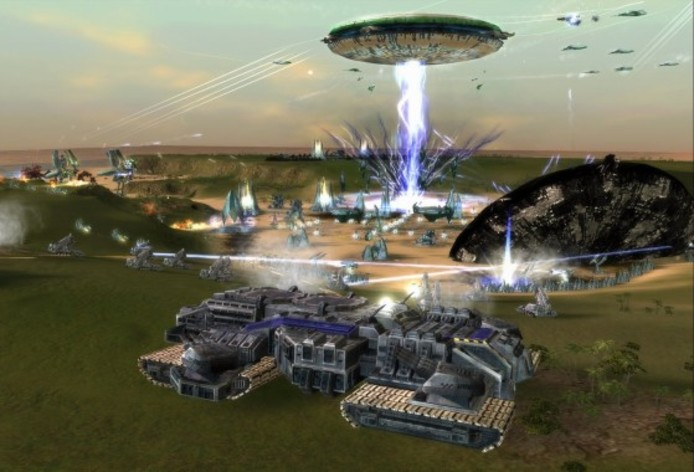 Screenshot 3 - Supreme Commander