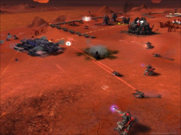 Screenshot 2 - Supreme Commander