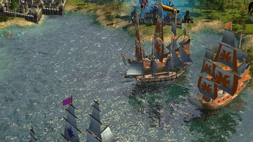 Screenshot 4 - Sid Meier's Civilization IV: Colonization