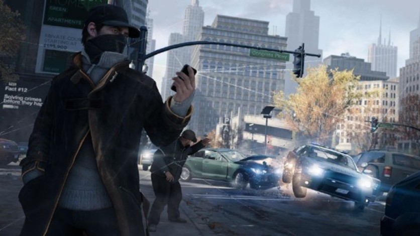 Screenshot 3 - Watch Dogs Season Pass