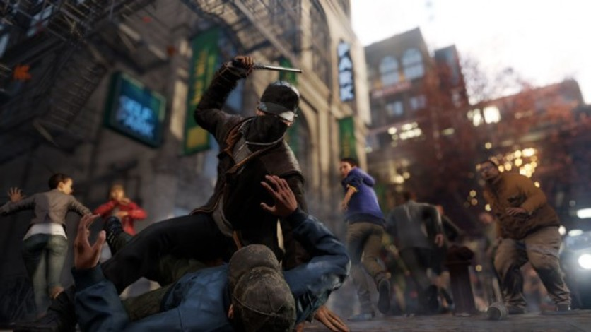 Screenshot 7 - Watch Dogs Season Pass